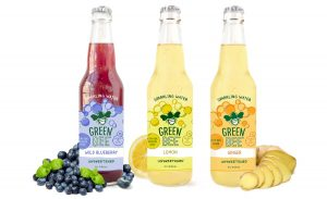 Green Bee Sparkling Water