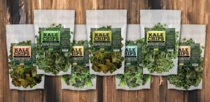 Vermont Kale Chips